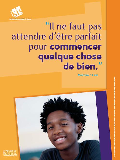 "6 Posters ""Construire le Monde"" 60x80cm"