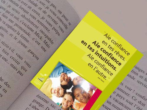 """30 images marque-pages """"Aie confiance"""""""