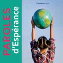 CALENDRIER PAROLES D'ESPERANCE 2021 - PARRAINAGE
