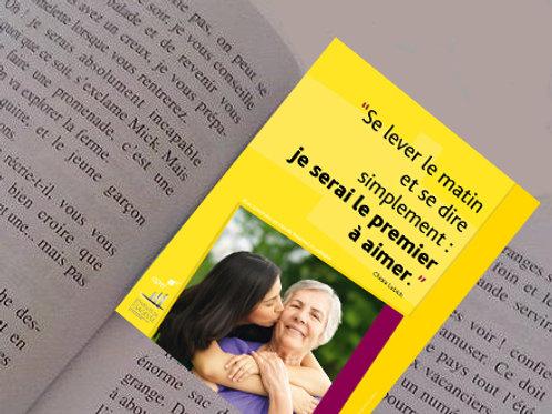 """30 images marque-pages """"Le 1er à aimer"""""""