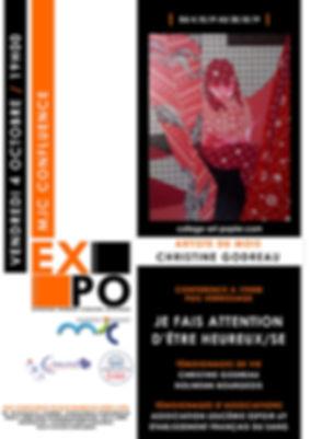 Copie de Affiche A3 EXPO - 4 Octobre 201