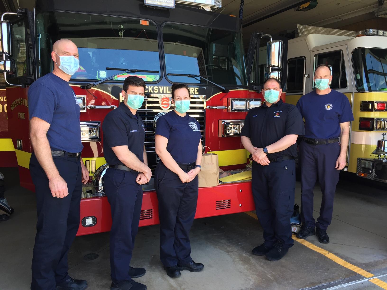 Brecksville Fire Department
