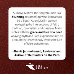 Sheniz Janmohamed_SB endorsement