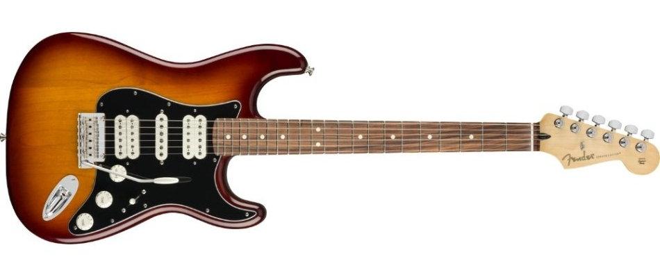 Fender player series banner