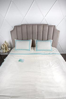 Комплект постельного белья Оливия с премиальной обработкой из тенселя