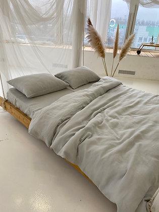 Комплект постельного белья Ноа из 100% натурального льна