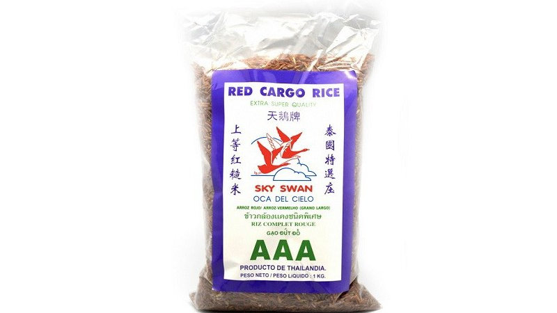 ARROZ ROJO INTEGRAL