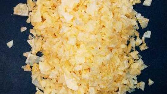 Escamas de sal marina limon