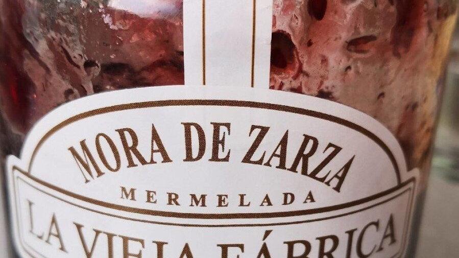 Mermelada de Mora de Zarza