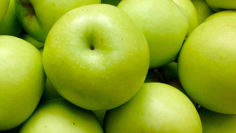 Manzana Golden calibre 24 pequeña