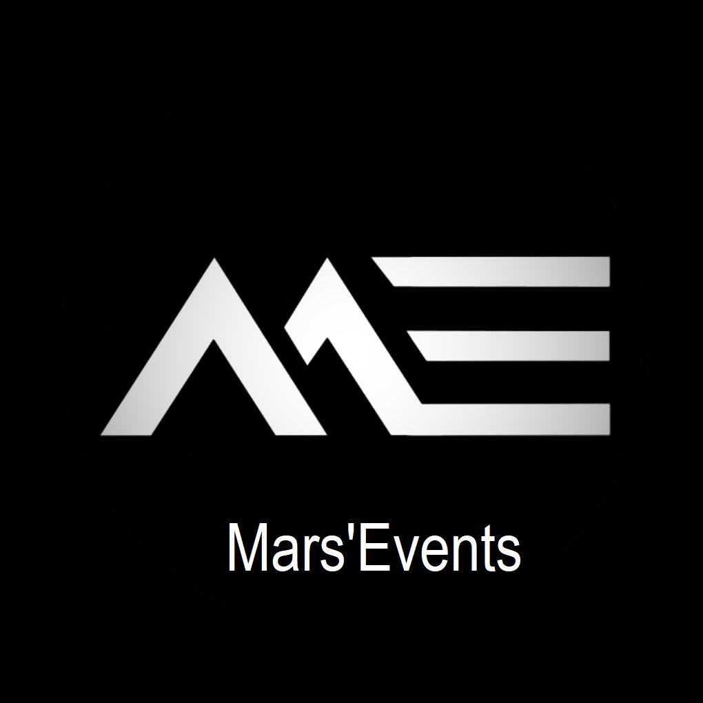 Mars Events - logo