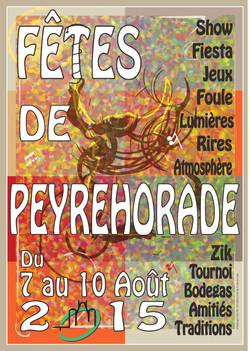 Fêtes de Peyrehorade 2015