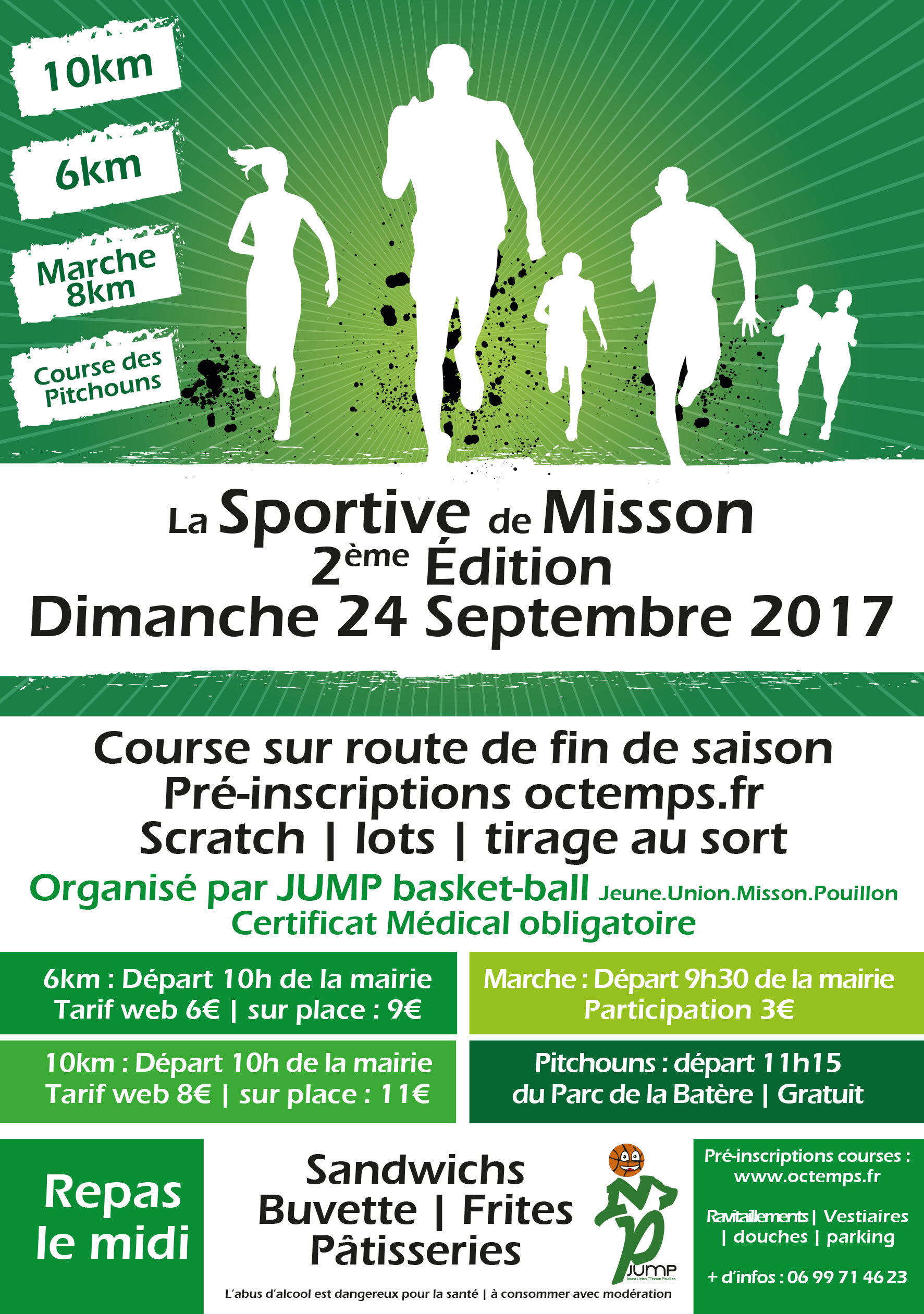 Flyers A5 asso sportive