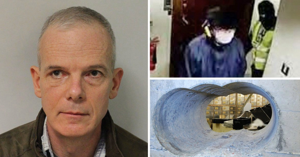Hatton Garden How Mystery Mastermind Basil Was Really Caught