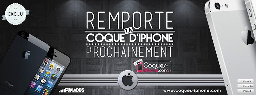 """PROMO """"COQUES-IPHONE.COM"""""""