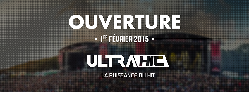 """PROMO OUVERTURE """"ULTRAHIT"""""""