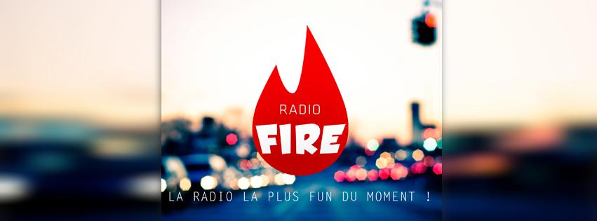 "LOGO ""FIRE RADIO"""