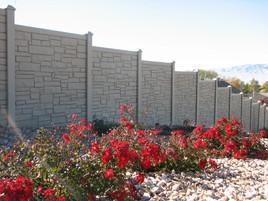 SimTek Eco Stone Fence