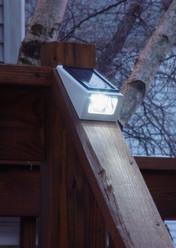 Solar Lighting Wedge