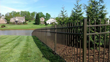 Aluminumn Fence