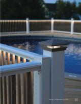 Low Voltage Lighting Post Cap