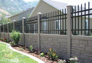 SimTek Fence with Aluminum.pn