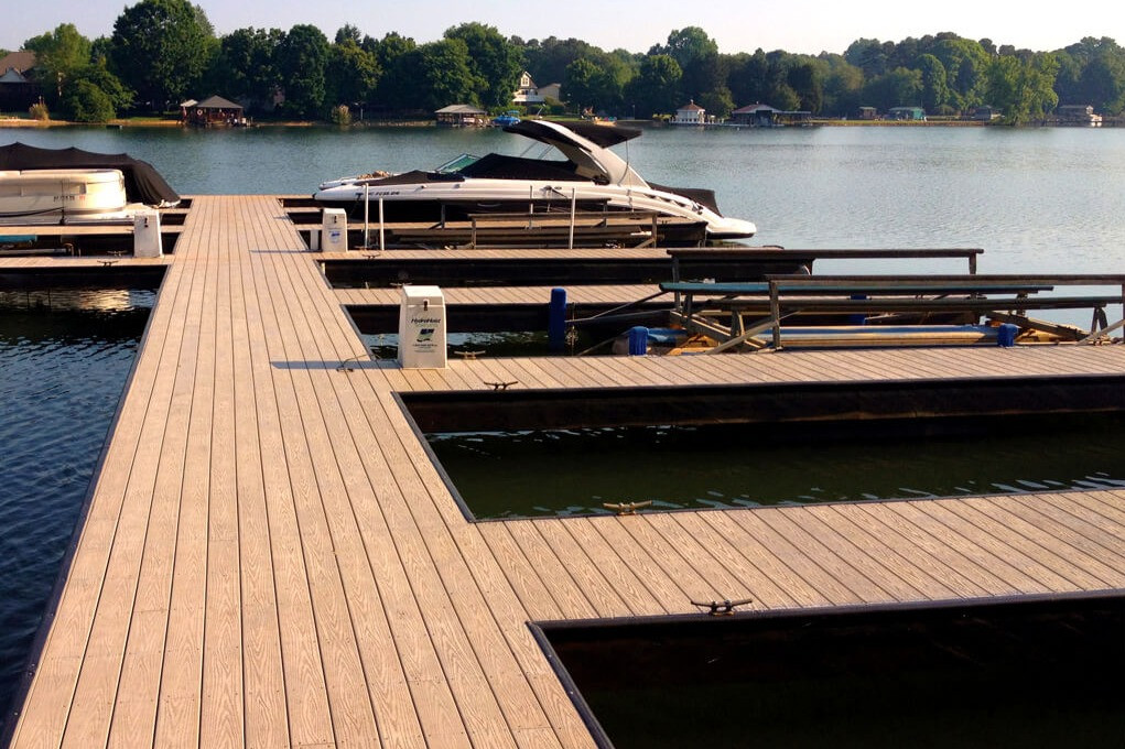 Marina Dock Beachwood