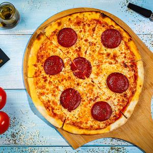 პიცა პეპერონი  Pizze pepperoni