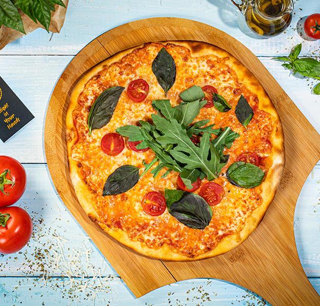 პიცა მარგარიტა   Pizza margherita