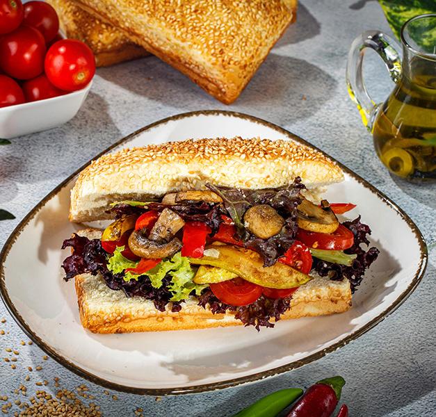 სენდვიჩი ვეჯი  Sandwich veggie