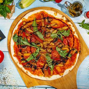 პიცა ვეჯი  Pizza veggie
