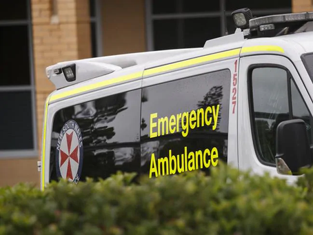 Worker crushed by 270kg crate in western Sydney