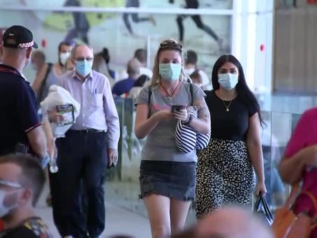 South Australia imposes hard border on Greater Brisbane after coronavirus cases