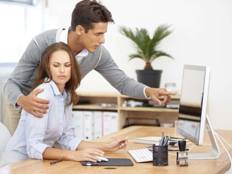 Start managing sexual harassment in workplace differently