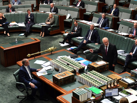 'Sickening.' Australians Have Been Shocked by Reports of Sex at the Country's Legislature