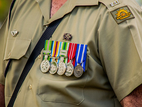 Boost in support for veteran mental health