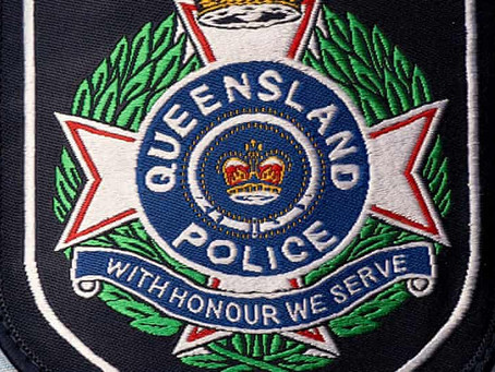 Queensland police officer accused of indecently touching female colleague blames 'workplace accident