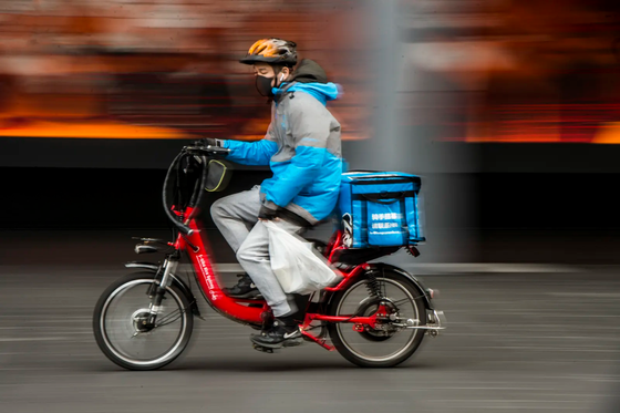 Food delivery firm didn't know it had to tell authorities when rider died