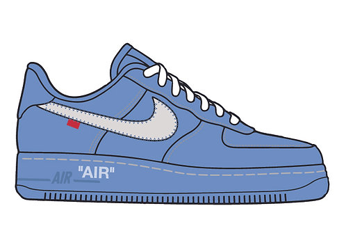 Off White Air Force 1 MCA