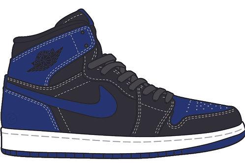 Air Jordan 1 Royals