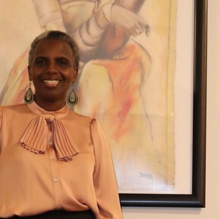 Claudette Ndayininahaze: Executive Director of In Her Presence