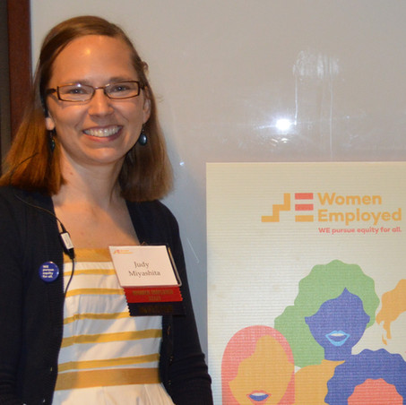 Judy Miyashita: Director of Marketing and Engagement at Women Employed