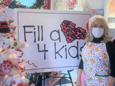 Annie McAveeney: Founder of Fill a Heart 4 Kids