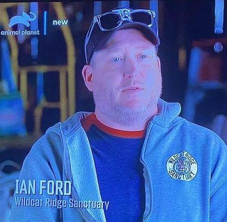 Ian Ford: Executive Assistant at WildCat Ridge Sanctuary