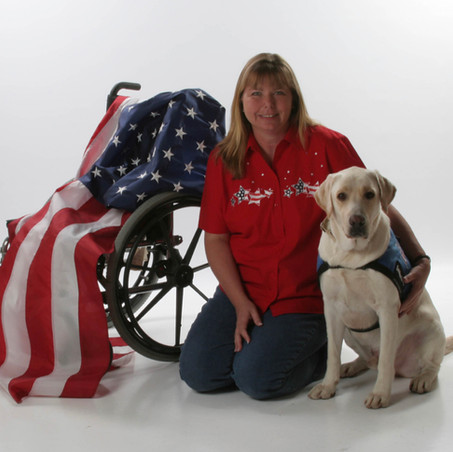 Lori Stevens: Executive Director at Patriot PAWS