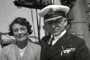 Jean Worsley's insights on her husband and Shackleton...