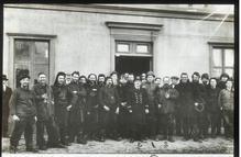 Crew in Punta Arenas, Chile, September 1916