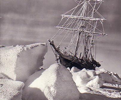 Shackleton's Way of Handling a Crisis