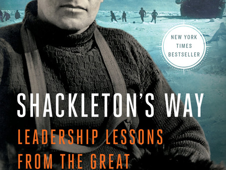 Reading Shackleton's Way