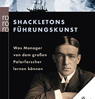 """""""It is Shackleton Time!"""""""